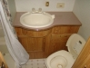 Bathroom of Moyers Grove Rental Trailer 1